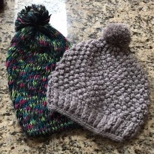 Other - Pop Pom hats